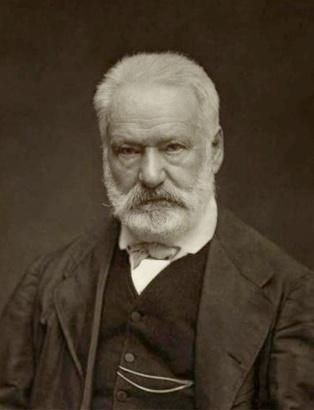 Victor Hugo - här med kläder på.