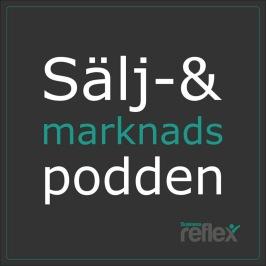 Sälj- & Marknadspodden logga