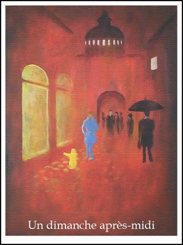 1 - Acrylic 60 x 80 cm