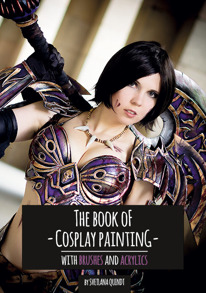 The Book of Cosplay Painting - The Book of Cosplay Painting – Printed