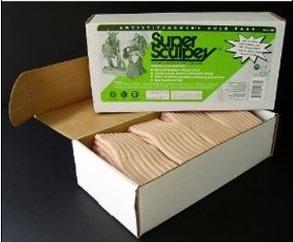 Lera Super Sculpey -- Pink/Beige, 8 lb. - Lera Super Sculpey -- Pink/Beige, 8 lb.