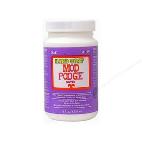 Mod Podge Hard Coat 236 ml - Mod Podge Hard Coat 236 ml