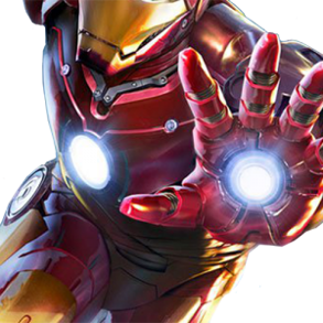 EL Iron Man Body Set - EL Iron Man Body Set