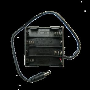 Battery Box (8XAA) – 12V PORTABLE POWER PACK - Battery Box (8XAA) – 12V PORTABLE POWER PACK