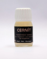 Lera Cernit Varnish matt 30 ML