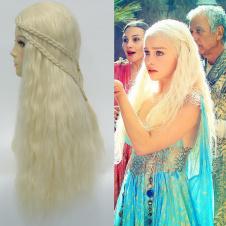Peruk khaleesi