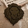 Craft foam 6 mm svart