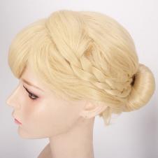 Princess braids ´n bun