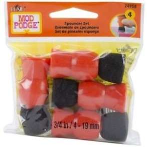 Mod podge Spouncer set - Mod podge Spouncer set