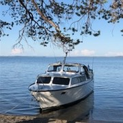 Sjökort Storsjön