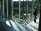 educatorium korridor mot gård