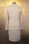 Maruschka de Margò Bouclé Tweed Skirt | Cream