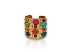 Sylvia Toledano Manchette Byzance Twisted Medium Bracelet (please contact boutique to order)