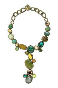 Boks & Baum Cactus Jungle Necklace (please contact boutique to order) - Boks & Baum Cactus Jungle Necklace