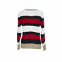 Paris Picked Mariniere Sweater With Pearls