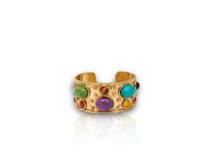 Sylvia Toledano Cuff Byzance Small Bracelet - Sylvia Toledano Cuff Byzance Small Bracelet