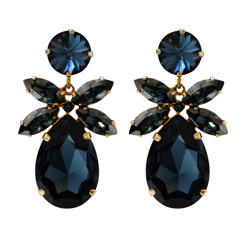 Caroline Svedbom Dione Drop Earrings | Montana & Gold