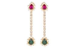 Shourouk Charlotte Pearl Earrings