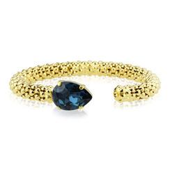 Caroline Svedbom Classic Rope Bracelet   Montana & Gold