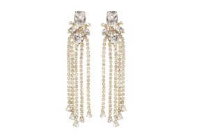 Shourouk Riviera Earrings - Shourouk Riviera Earrings