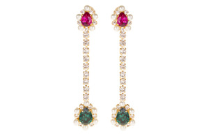 Shourouk Charlotte Pearl Earrings - Shourouk Charlotte Pearl Earrings