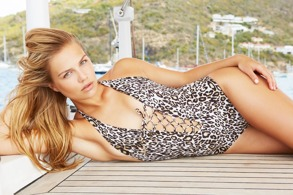 Demadly Swimsuit | Leo (please contact boutique to order) - EU 36