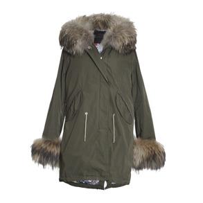 Flo Clo Nobu Jacket | Khaki Green (please contact boutique to order) - IT 44
