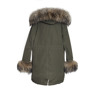 Flo Clo Nobu Jacket | Khaki Green (please contact boutique to order)