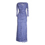 Olvis' Lace Gown | Hyacinth Purple - EU 40