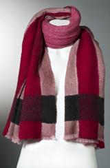 Richiami Couture Modica Scarf | red