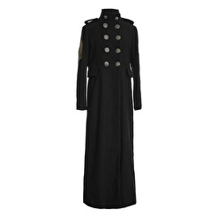 Michele Rossi History Repeats Admiral Coat | Black