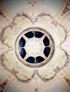 Faliero Sarti Palazzo Marchi a Parma Scarf - Faliero Sarti Palazzo Marchi a Parma Scarf