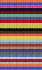 Faliero Sarti Rainbow Scarf