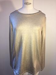 Majestic Crewneck Deluxe Sweatshirt   gold