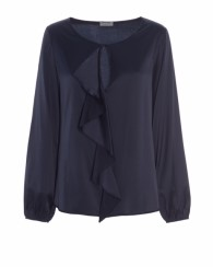 Dea Kudibal Felicity Nightfall Blouse |​ midnight blue