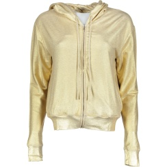 Majestic Deluxe Hoodie | gold