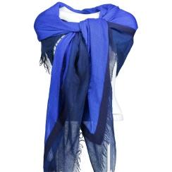 Richiami Couture Royal Scarf | royal blue