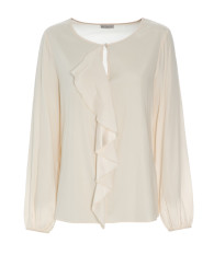 Dea Kudibal Felicity Nightfall Blouse |​ ivory