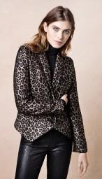 Smythethejackets Anytime Blazer Leopard