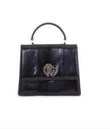 Roberto Cavalli Handbag   black