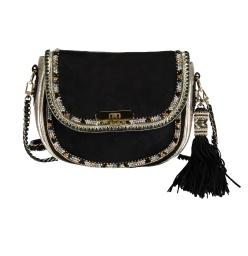Buba London Shoulder Bag   gold