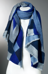 Richiami Couture Modica Scarf | bluette