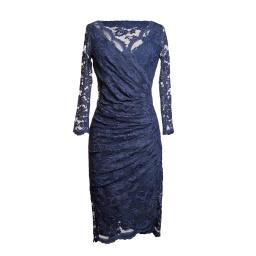 Olvis' Lace Dress denim