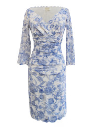Olvis' Lace Dress | Floral  (Please contact boutique to order)
