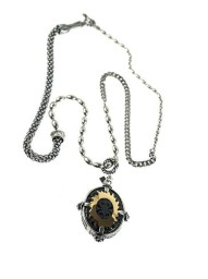 Gem Kingdom Sun Necklace