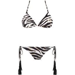 Demadly Bikini | Zebra (please contact boutique to order)