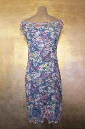 Olvis' Floral Lace Dress | Floral (Please contact boutique to order)