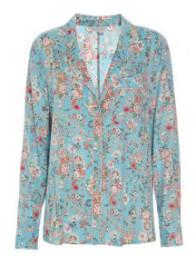 Dea Kudibal Elimira Stretch Silk Blouse | Poppies