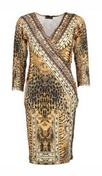 Paris Animalier Dress