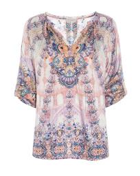 Dea Kudibal Natali Stretch Silk Blouse | Sephora